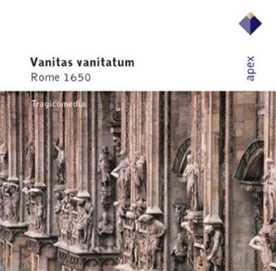 Vanitas Vanitatum-rome 1650: Stubbs / Tragicomedia
