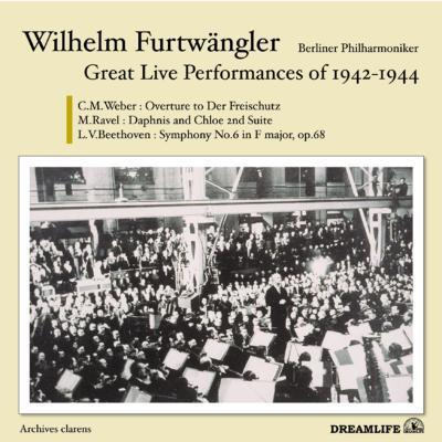 Sym.6: Furtwangler / Bpo +ravel, Weber (1944.3)