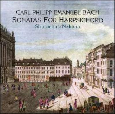 Harpsichord Works: 中野振一郎(Cemb)