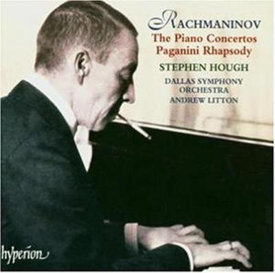 ピアノ協奏曲全集 スティーヴン・ハフ、リットン&ダラス響(2SACD)