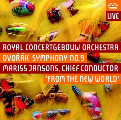 交響曲第9番『新世界より』 ヤンソンス&コンセルトヘボウ管弦楽団
