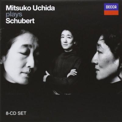 ピアノ・ソナタ集 内田光子(8CD)