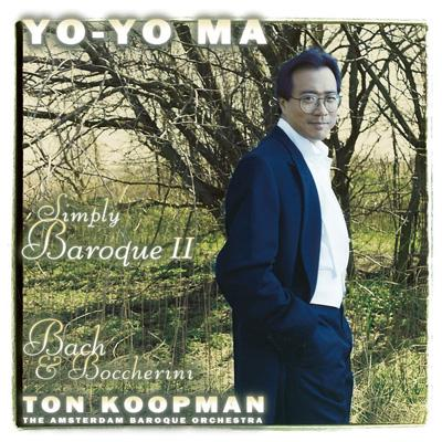 Simply Baroque 2: Yo-yo Ma(Vc)Koopman / Amsterdam Baroque O