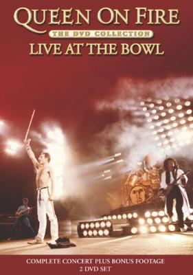 Queen On Fire -Live At The Bowl