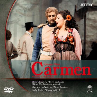 『カルメン』全曲 クライバー&ウィーン国立歌劇場