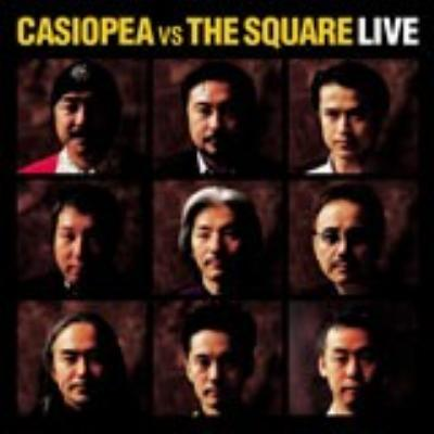 Casiopea Vs The Square The Live