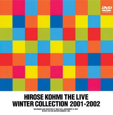 THE LIVE WINTER COLLECTION 2001-2002 (DVD)