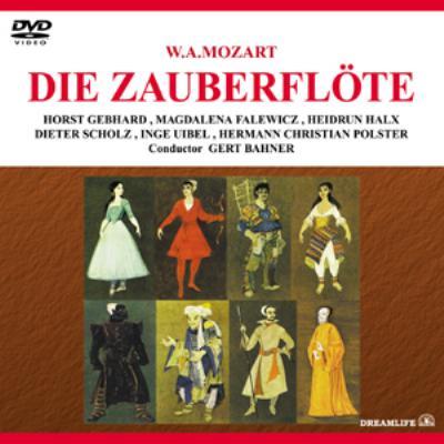 Die Zauberflote: (J.herz)bahner / Lgo, Gebhard, Falewicz, Halx, Scholz