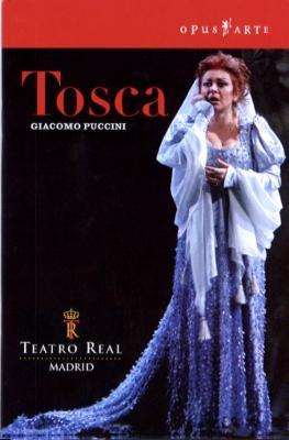 Tosca: Espert Benini / Teatro Real Madrid Dessi Armiliato Raimondi