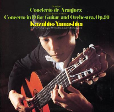 Rodrigo, Castelnuovo-tedesco: Concierto De Aranjuez, Etc