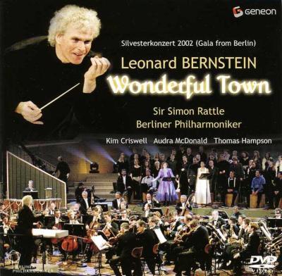 Rattle / Bpo Silvester Concert 2002-bernstein: Wonderful Town