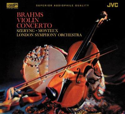 ヴァイオリン協奏曲 シェリング(vn)モントゥー&LSO(XRCD)