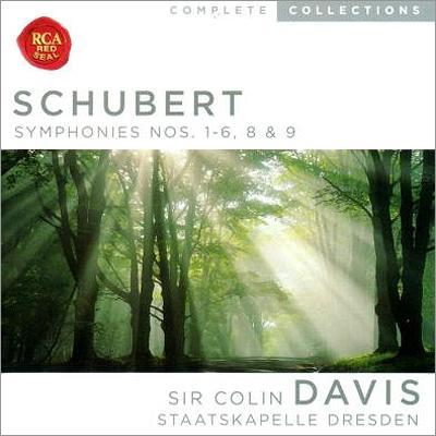 交響曲全集 C・デイヴィス&シュターツカペレ・ドレスデン (4CD)