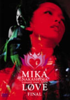 MIKA NAKASHIMA concert tour 2004