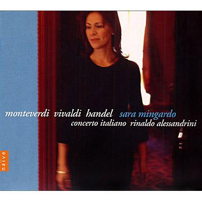 Mingardo(Ms)Baroque & Renaissance Songs: Alessandrini / Concerto Italiano