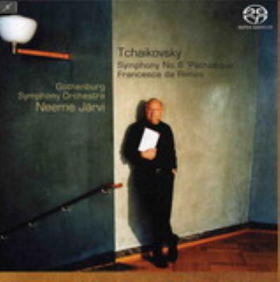 交響曲第6番『悲愴』、フランチェスカ・ダ・リミニ ヤルヴィ&エーテボリ響