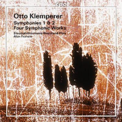 交響曲第1番/同第2番/メリー・ワルツ/他 フランシス/ラインラント=プファルツ国立フィル