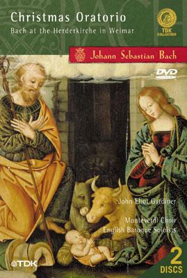 Weihnachts-oratorium: Gardiner / English Baroque Soloists