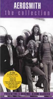 Collection -Aerosmith / Get Your Wings / Toys In The Attic