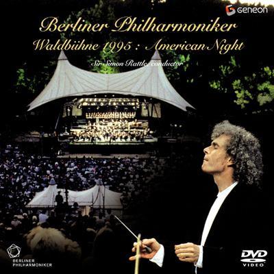 Rattle / Bpo Waldbuhne 1995-american Night Bernstein, Gershwin