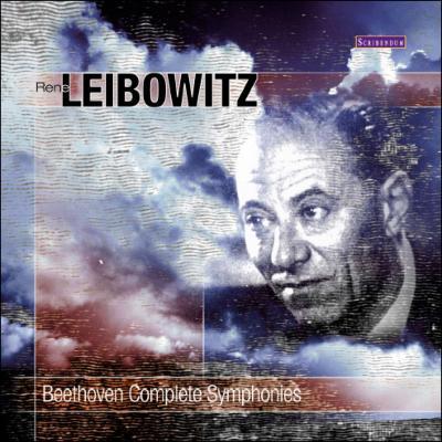 交響曲全集 レイボヴィッツ&ロイヤル・フィル(5CD)