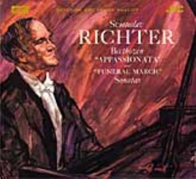 (Xrcd24)piano Sonata, 12, 23, : Sviatoslav Richter
