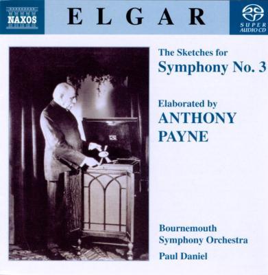 交響曲第3番(アンソニー・ペインによる完成版) ダニエル&ボーンマス響