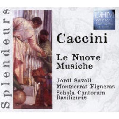 Le Nuove Musiche: Figueras, H.smith, Savall, Schola Cantorum Basiliensis