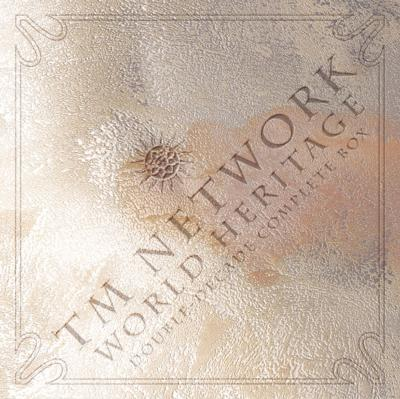 "TM NETWORK WORLD 20th ANNIVERSARY ""WORLD HERITAGE"