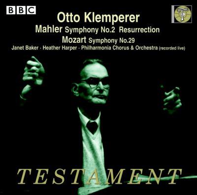Sym.2: Klemperer / Po (1963)+mozart: Sym.29