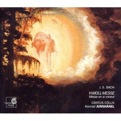 ロ短調ミサ曲 ユングヘーネル&カントゥス・ケルン(ハイブリッドSACD)