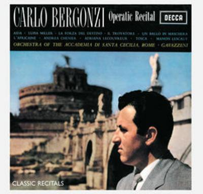 ベルゴンツィ Opera Recital