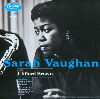 With Clifford Brown +1