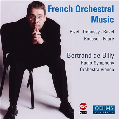 French Orch.works: De Billy / Vienna.rso