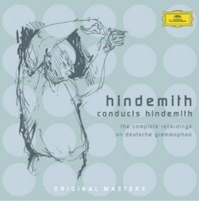 ヒンデミット、ベルリン・フィルを指揮した自作自演集(3CD)