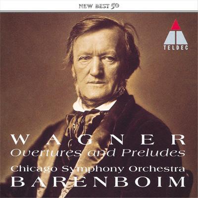 Overtures, Preludes: Barenboim / Cso