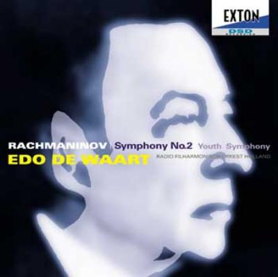 ラフマニノフ:交響曲第2番、ユースシンフォニー エド・デ・ワールト&オランダ放送フィル