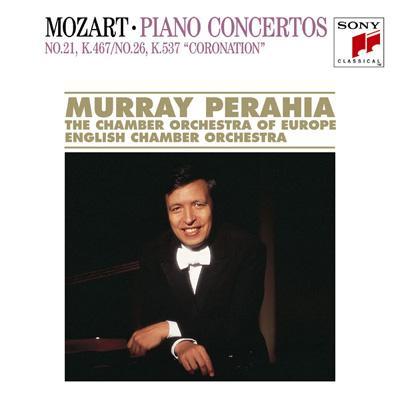 Piano Concerto.21, 26: Perahia(P)coe, Eco