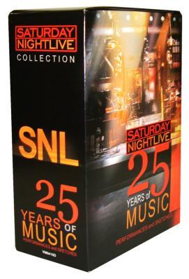 Saturday Night Live: 25 Yearsof Music