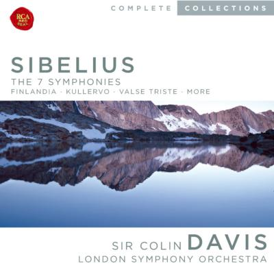 交響曲全集、管弦楽作品集 デイヴィス&ロンドン響(7CD)