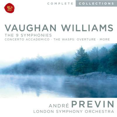 交響曲全集 プレヴィン指揮ロンドン響(6CD)