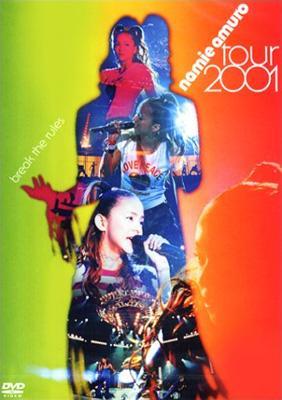namie amuro tour 2001 break the rules