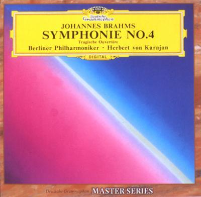 Sym.4: Karajan / Bpo (1988)+tragic Overture