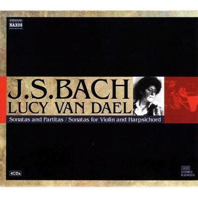 ルーシー・ファン・ダールのバッハ作品集(4CD)