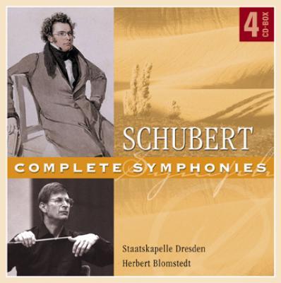 交響曲全集 ブロムシュテット指揮シュターツカペレ・ドレスデン(4CD)