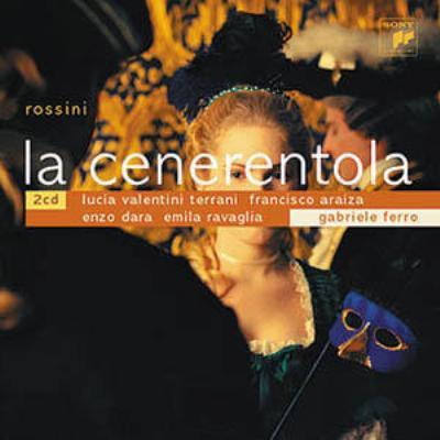 歌劇『シンデレラ(チェネレントラ)』全曲 ヴァレンティーニ ...