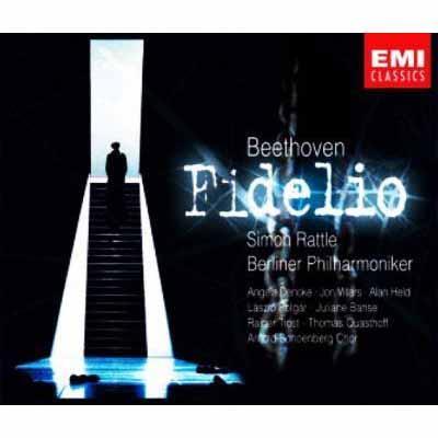 歌劇『フィデリオ』全曲 ラトル指揮ベルリン・フィル、ほか 【Copy Control CD】