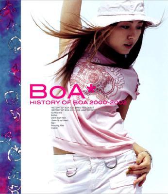 History Of Boa (Boa In Korea)