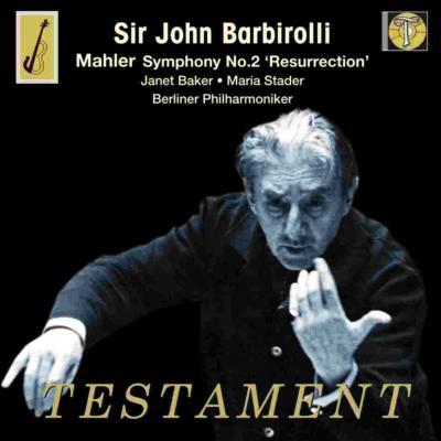 交響曲第2番『復活』 バルビローリ&ベルリン・フィル(1965)
