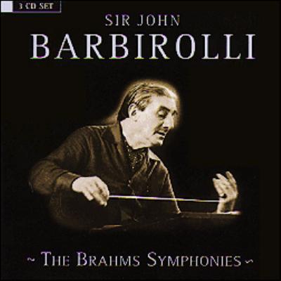 交響曲全集 バルビローリ指揮ウィーン・フィル(3CD)